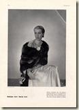 Mme José-Maria Sert (Roussy) habillée par Jeanne Lanvin (1932)