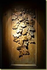 Alesund Art Nouveau Carving
