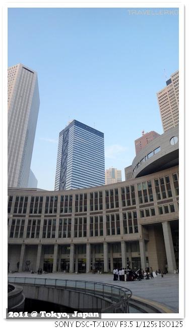 東京都廳展望室-17