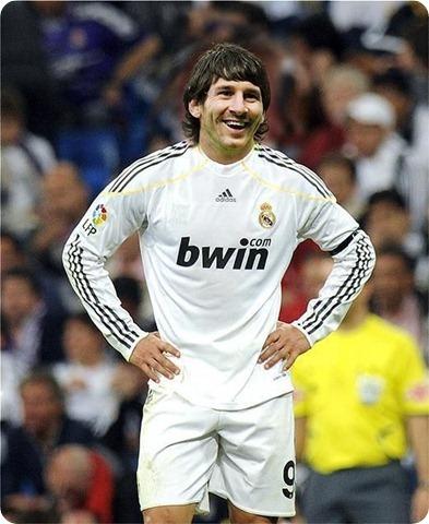Messi No Real