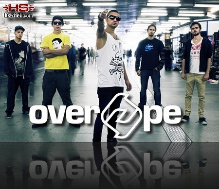 OVERHYPE-band