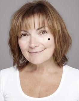 Strictly embargoed until 31.10.14 – Lorraine Kelly takes part in BBC Children in Need's annual BearFaced campaig