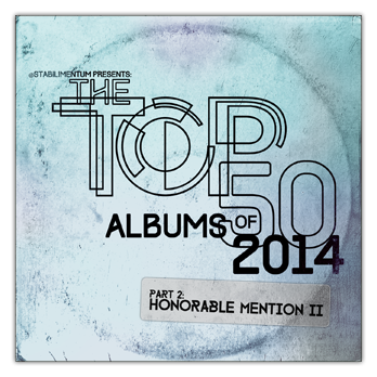 The Top 50 Albums of 2014, Part 2 _ SM