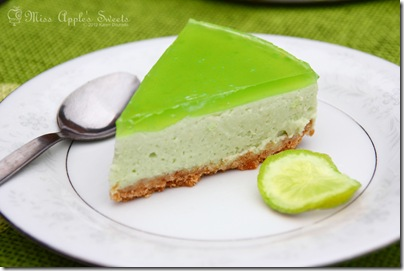 lime mousse pie5