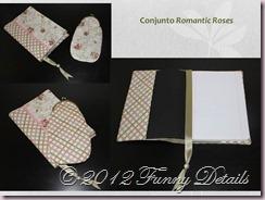 Conjunto Romantic Roses