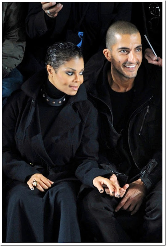 Wissam Al Mana & Janet Jackson Planned With Their Wedding Cost  in 2013