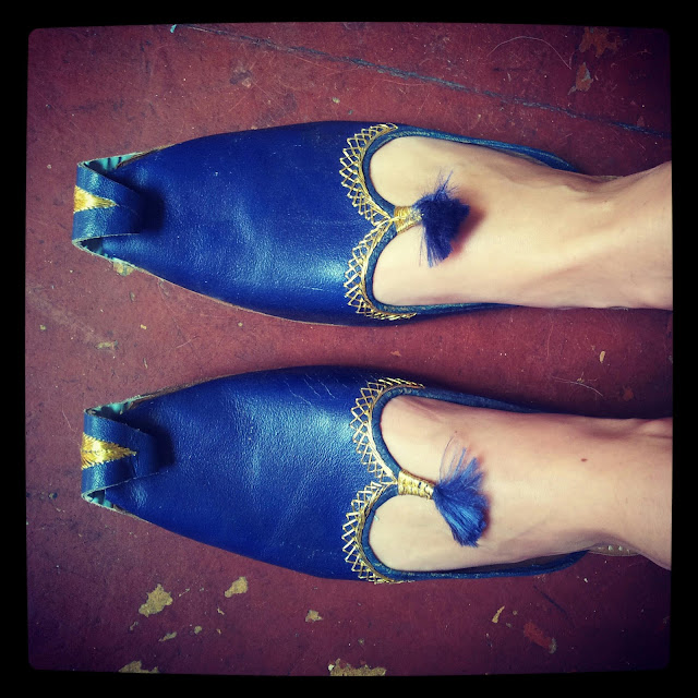 maroccan shoes