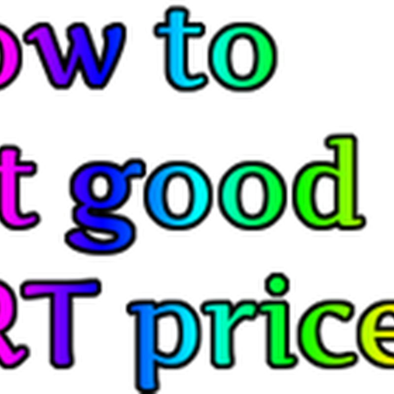 How to Set Good Prices to Sell Your Art