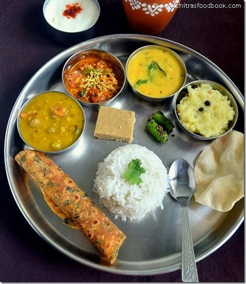 Gujarati-food