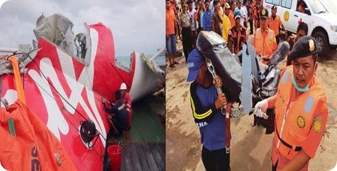 MENGENANG QZ8501 TAMBAH KELAJUAN LEBIH DARIPADA BIASA SEBELUM TERHENTI