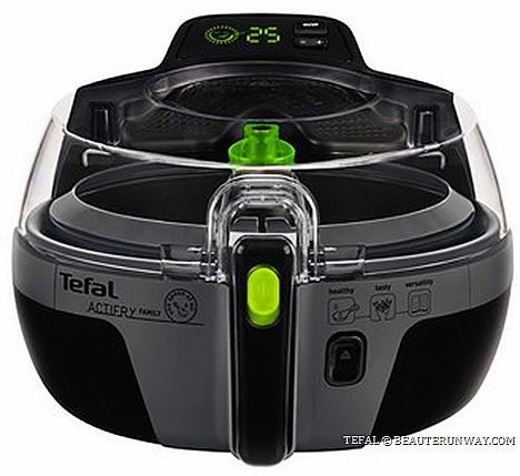 TEFAL ACTIFRY FRYER COOKER Electric low fat HEALTHY LIVING air fryer SINGAPORE LAUNCH OFFERS best seller Europe Canada revolutionary technology, high quality made in France assurance easy maintenance ECLAT GOURMET