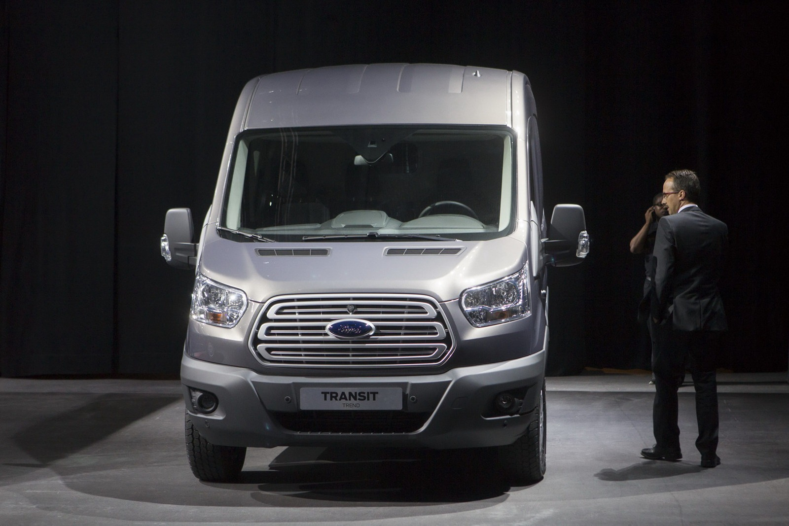 Pics and info on here http carscoop blogspot com 2012 09 ford debuts all new 2014 tourneo and html