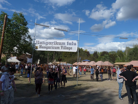 Atractii Ungaria: Hungaricum Village