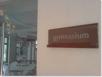 jakarta garden city gymnasium