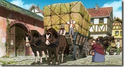 Howls Moving Castle Hay Wagon