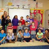 WBFJ Cici's Pizza Pledge - Yadkinville Elementary - Mrs. Friel's 2nd Grade Class - Yadkvinville - 3-