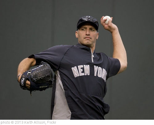 'Andy Pettitte' photo (c) 2013, Keith Allison - license: http://creativecommons.org/licenses/by-sa/2.0/