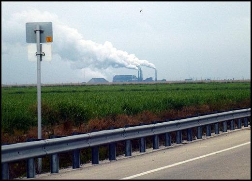 06 - Sugar Cane Processing Plant along Route 27