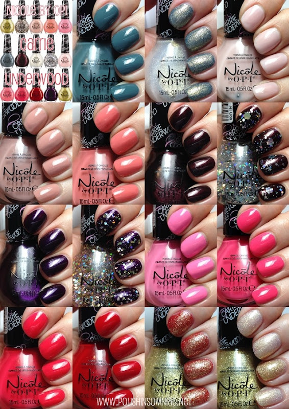 Nicole by Carrie Underwood Collection