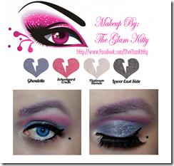 Catrine De Mew Makeup
