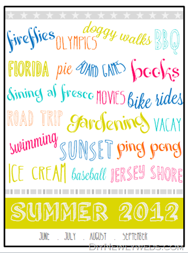 summer-fun-list