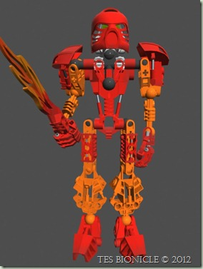 Toa 2.0 Stars Color style