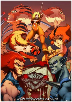 502fd9ce2d1f2 Thundercats   Completo Dublado AVI DVDRip