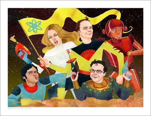 The Big Bang Theory - Tribute 2