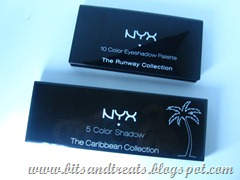 nyx palettes, by bitsandtreats