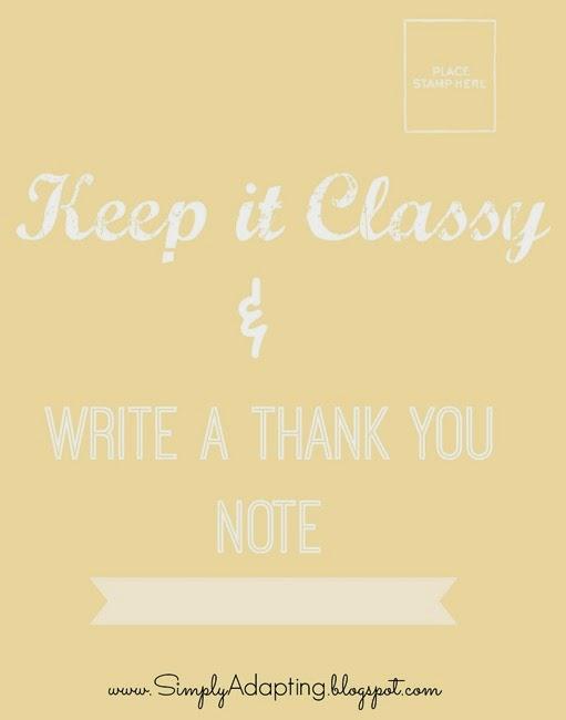 Keep it Classy