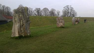 The Stones at Avebury