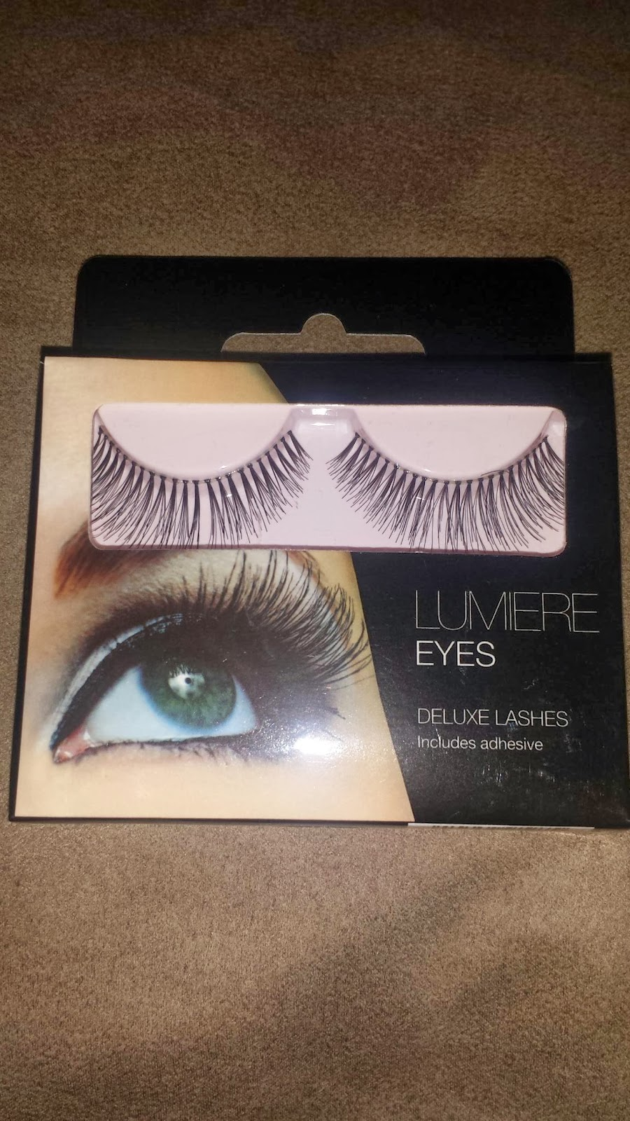 Deeper Than Skin Lumiere Eyes Deluxe Lashes