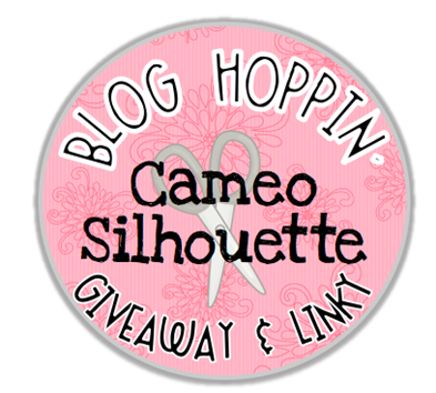 Blog Hop Cameo Button