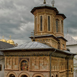 Romanian Monastery by Marius Adrian - Buildings & Architecture Statues & Monuments