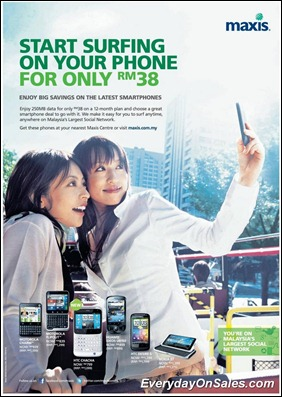 maxis-smartphone-packages-2011-EverydayOnSales-Warehouse-Sale-Promotion-Deal-Discount