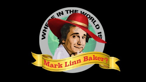 Where in the world is Mark Linn Baker?
