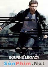 Mật Mã Bourne Vietsub