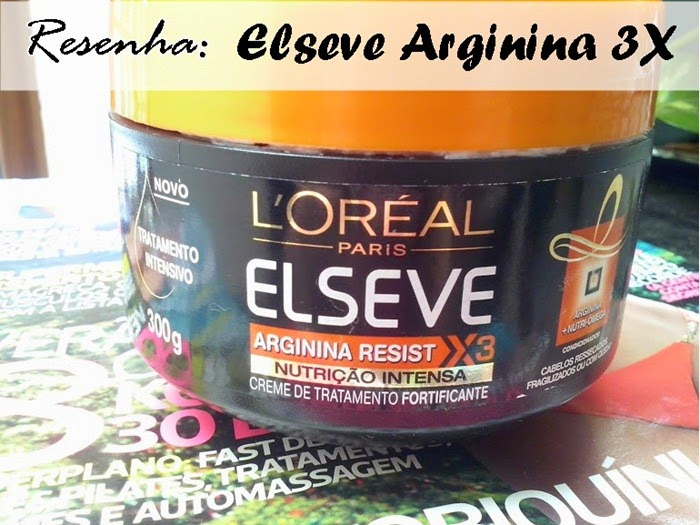 Elseve Arginina Resist