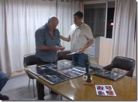 El intendente del Partido de La Costa Juan Pablo de Jesús entregó subsidios a los Bomberos Voluntarios