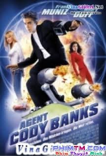 Điệp Viên Cody Banks (2003) - Agent Cody Banks