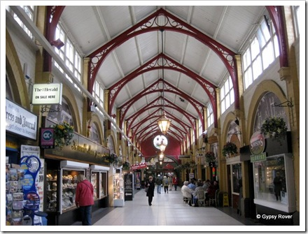 Inverness covered markets since 1870.