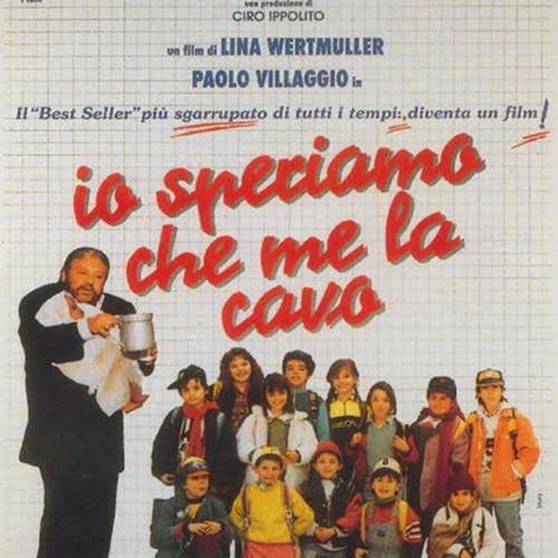 Io speriamo che me la cavo ci permette di scoprire la faccia nascosta di Paolo Villaggio: la tenerezza.
