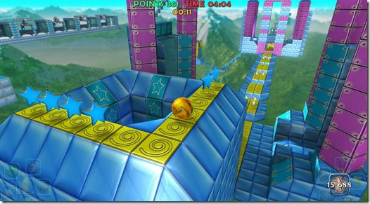 Marble Arena 2 freeware game (1)