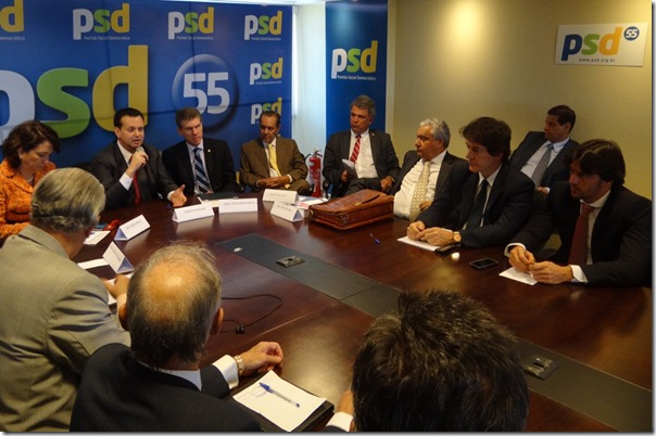 Reunião 02 PSD