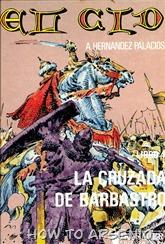 P00018 - El Cid - Libro  - La cruz