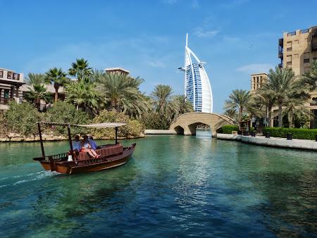 Obiective turistice Dubai: Medinat Jumeirah