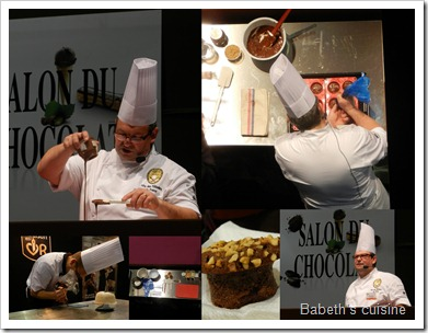 salon du chocolat 20121