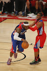 lebron james nba 130217 all star houston 59 game 2013 NBA All Star: LeBron Sets 3 pointer Mark, but West Wins