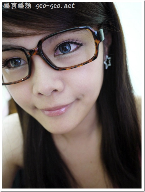 ( 5 ) 品牌:NEO隱形眼鏡 N225太陽花灰