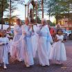 10 Bruidjes met Mariabeeldje.JPG